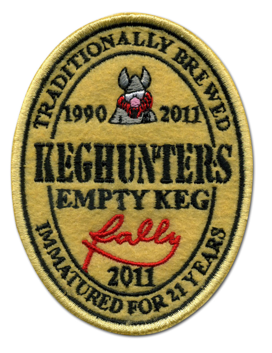 Patch pour Keghunter's Empty Keg